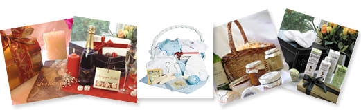 gift baskets, hampers Mon, Denmark, Europe